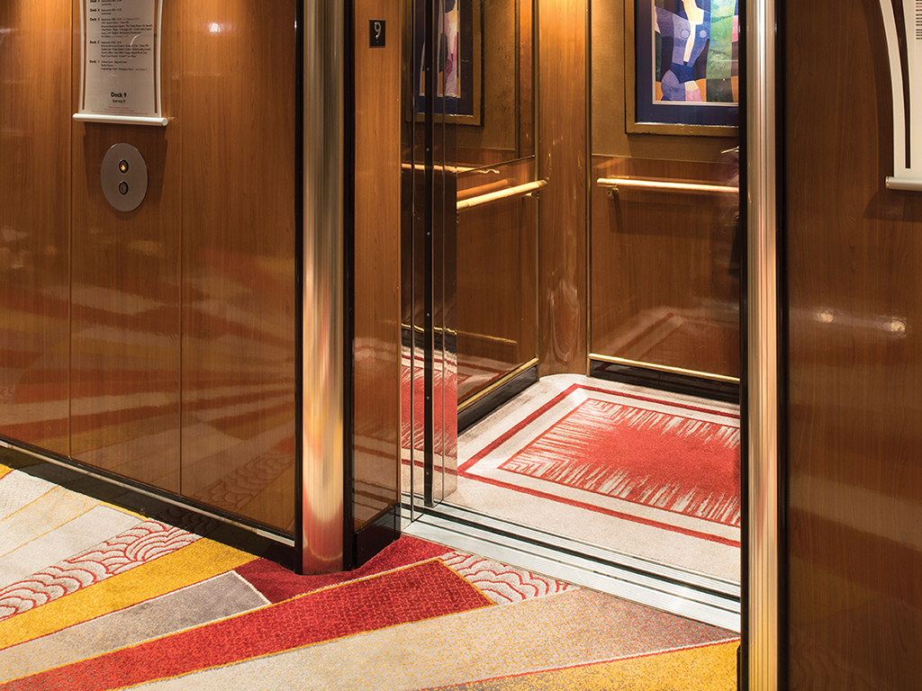 Queen Mary 2 Project Update Design Blog Ulster Carpets