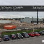 The Dyehouse & Energy Centre Building Progress