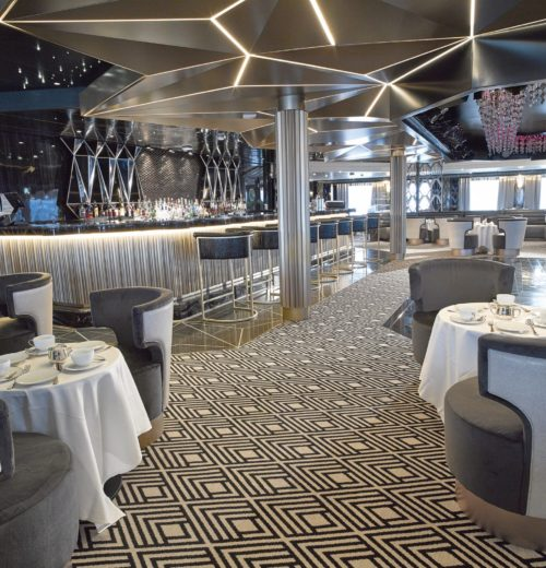 Regent Seven Seas Explorer bar