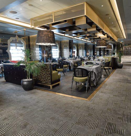 Regent Seven Seas Explorer restaurant