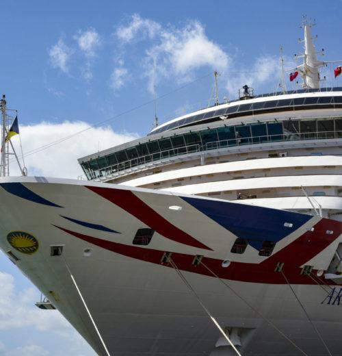 P&O Cruises Arcadia