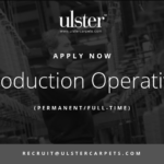 APPLY NOW – PRODUCTION OPERATIVE