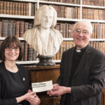 Significant financial boost for Armagh Robinson Library