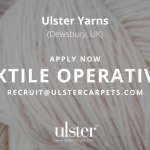 Apply Now – Ulster Yarns | Textile Operatives