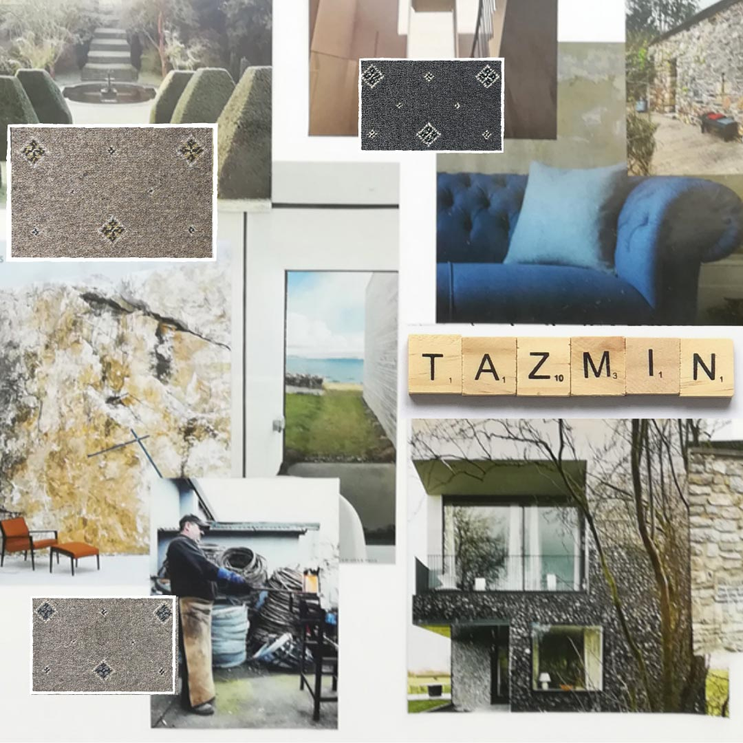 Tazmin | New colours