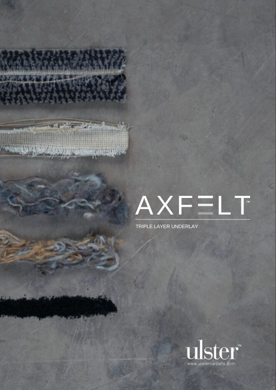 Axfelt Underlay