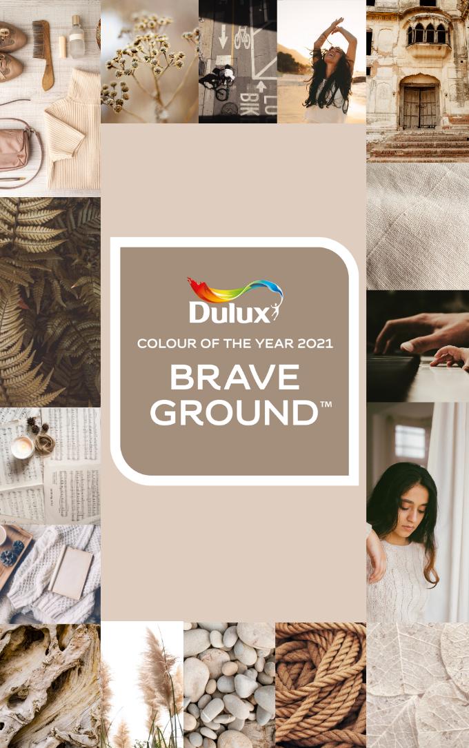 'Brave Ground' 2021